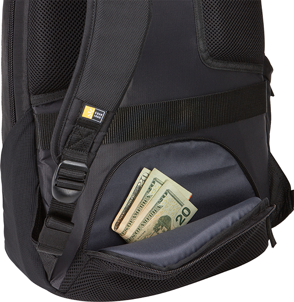 """Notebook Sırt çantası, 14"""", Siyah"""