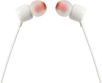 T110, Kulaklık, CT, IE, Beyaz