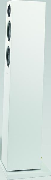 T20, Bluetooth Kule Tipi Hoparlör, Çift, Beyaz