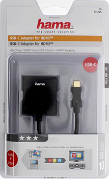 Adaptör USB C Fiş-HDMI Soket , Ultra HD