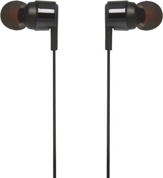 T210, Kulaklık, CT, IE, Siyah