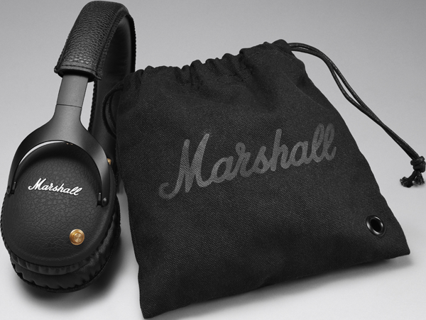 Marshall Monitor Bluetooth, Black