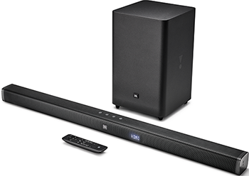 BAR 2.1 Bluetooth Soundbar ve Wireless Subwoofer