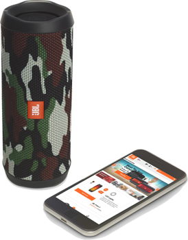 Flip4, Bluetooth Hoparlör, Squad