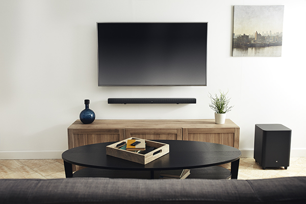 BAR 3.1 4K Ultra HD Soundbar ve Wireless Subwoofer