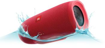 CHARGE3, Bluetooth Hoparlör, IPX7, Kırmızı