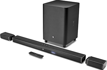 BAR 5.1 4K Ultra HD Soundbar ve TrueWireless Speak